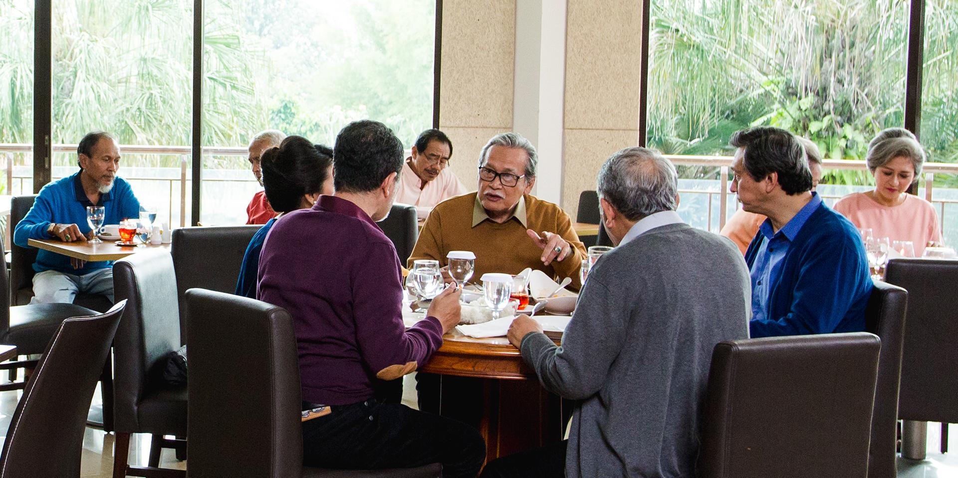 RUKUN Senior Living memberikan kenyamanan untuk kehidupan sebagai Hunian terbaik untuk Senior