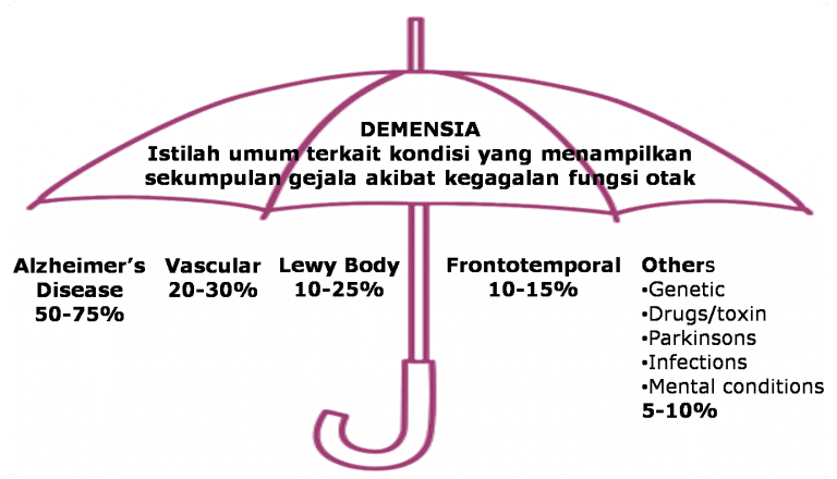 apa itu demensia
