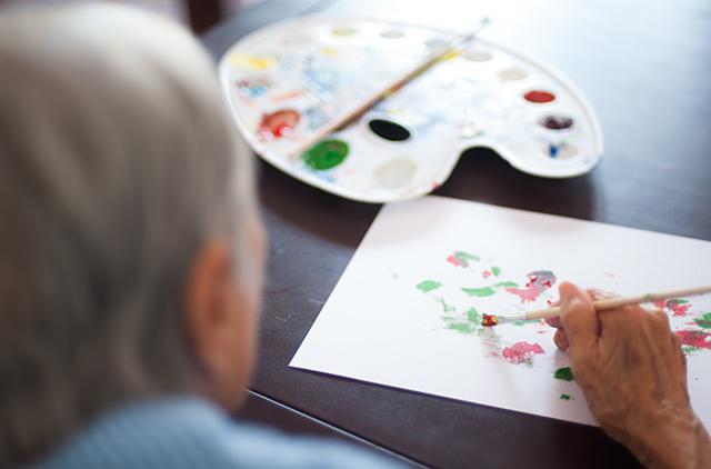 Seni Karya dan Demensia