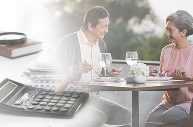 Berapa perkiraan biaya tinggal di Senior Living?
