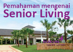 Pengertian senior living