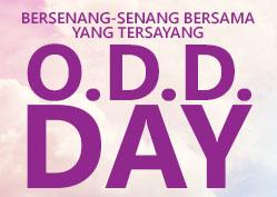 odd day | Bersenang-senang Bersama yang Tersayang
