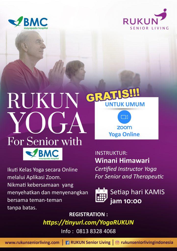 RUKUN Yoga for Seniors