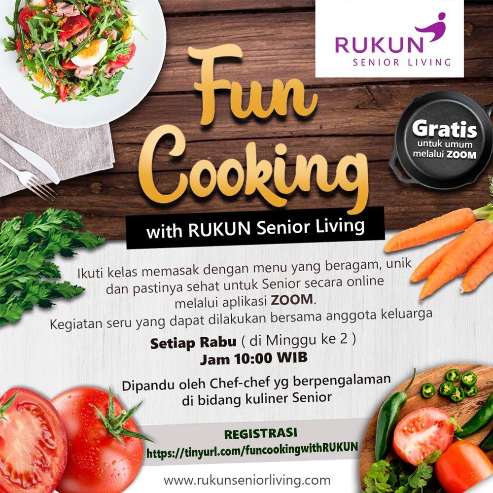 Fun Cooking with RUKUN